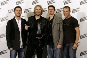 История Nickelback