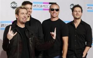 Осенью Nickelback выступят в Москве