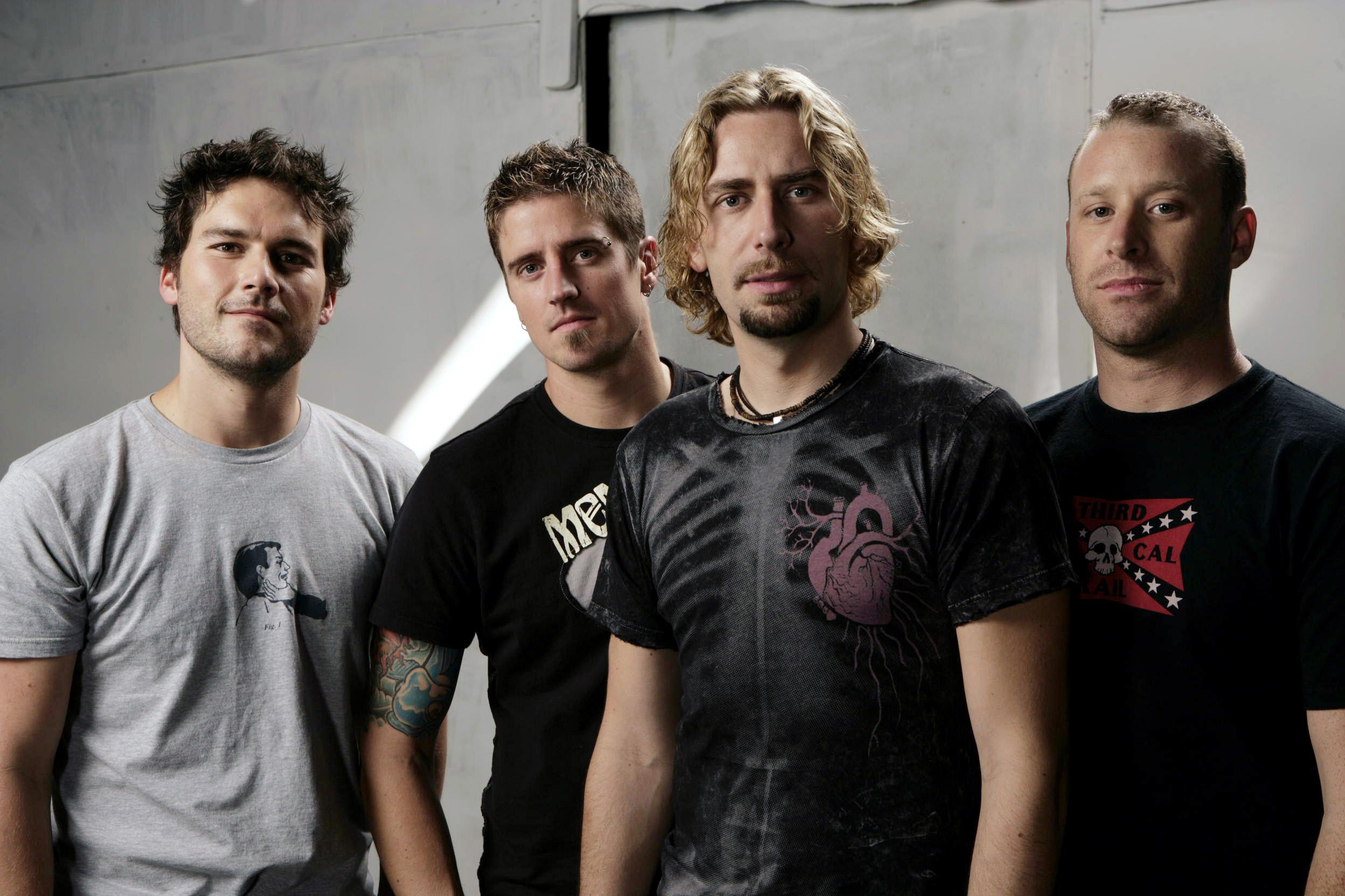 Nickelback 10 лучших треков