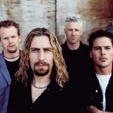 Nickelback.